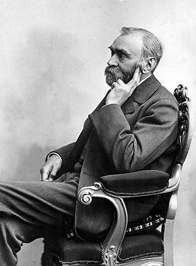 1867 год. Шведский ученый Альфред Нобель изобрел и запатентовал динамит