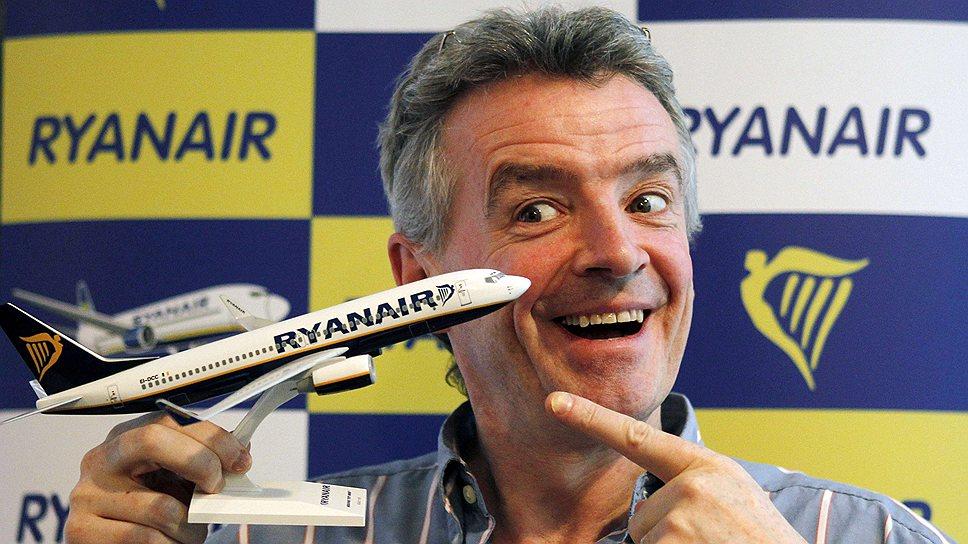 Как Ryanair договорился о полетах в Россию