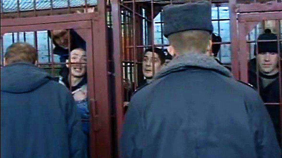 25 января 2000 года Рязанский областной суд приговорил 22 членов банды в общей сложности к 214 годам лишения свободы. Для судебного процесса на машиностроительном заводе была заказана специальная клетка. Чтение приговора заняло три дня, было доказано 86 убийств. Часть лидеров группировки, в том числе и Ермолов, до сих пор находятся в розыске