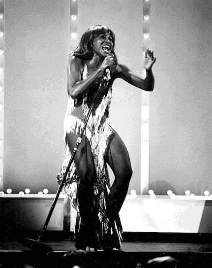В 1960 году Айк придумал ее псевдоним — Тина Тернер. Пара поженилась в 1962 году, создав группу Ike & Tina Turner Revue, ставшую популярной. В 1975 году певица ушла от мужа и начала сольную карьеру. Рассставанию предшествовали проблемы в паре: Айк избивал Тернер, а также был наркозависим. Тина сбежала от мужа в середине гастрольного тура. Ее первый сольный альбом вышел в 1978 году и назывался Rough («Грубый»)