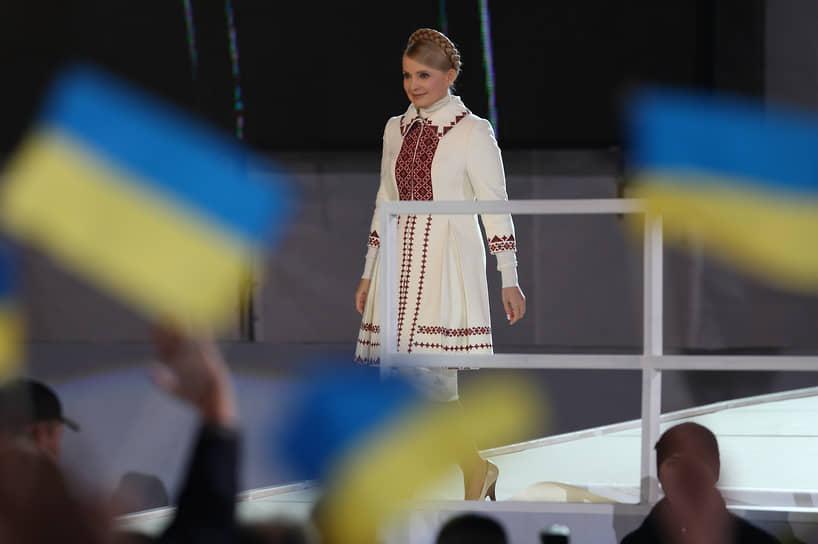 Газовый скандал стал основанием для уголовного преследования госпожи Тимошенко. 5 августа 2011 года она была арестована