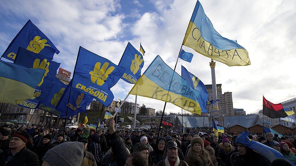 «Украина разминулась с судьбой»