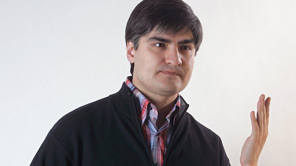 Журналист Эльмар Муртазаев