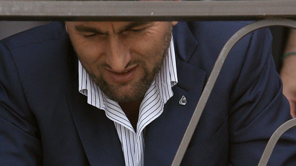 Депутат Госдумы от «Единой России» Адам Делимханов