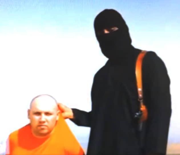 Спустя две недели, 2 сентября 2014 года, в Интернете появилась запись расправы боевиками «Исламского государства» над американским журналистом Стивеном Сотлоффом