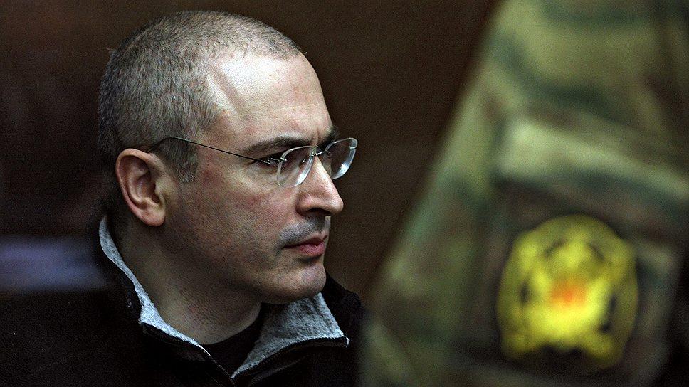 Почему Владимир Путин решил помиловать Михаила Ходорковского