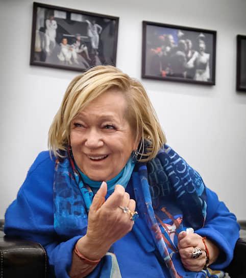 Галина Волчек умерла 26 декабря на 87-м году жизни