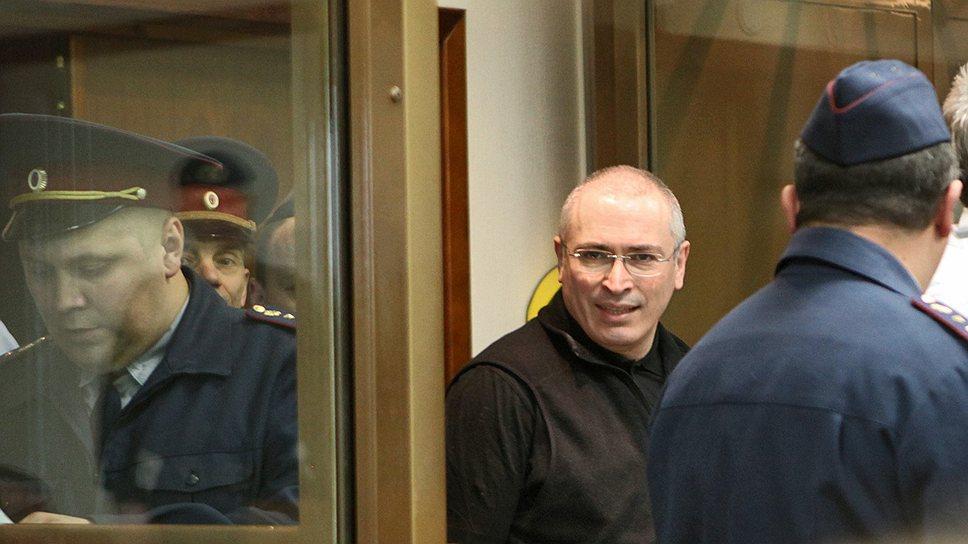 Михаил Ходорковский вышел на свободу