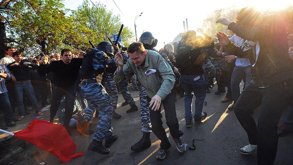 Как проходит самый масштабный процесс о массовых беспорядках