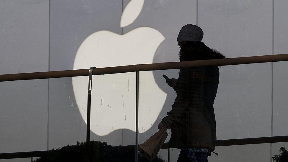 Как у Apple накачали на рекорд