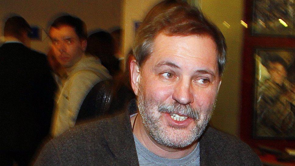 Журналист Михаил Леонтьев
