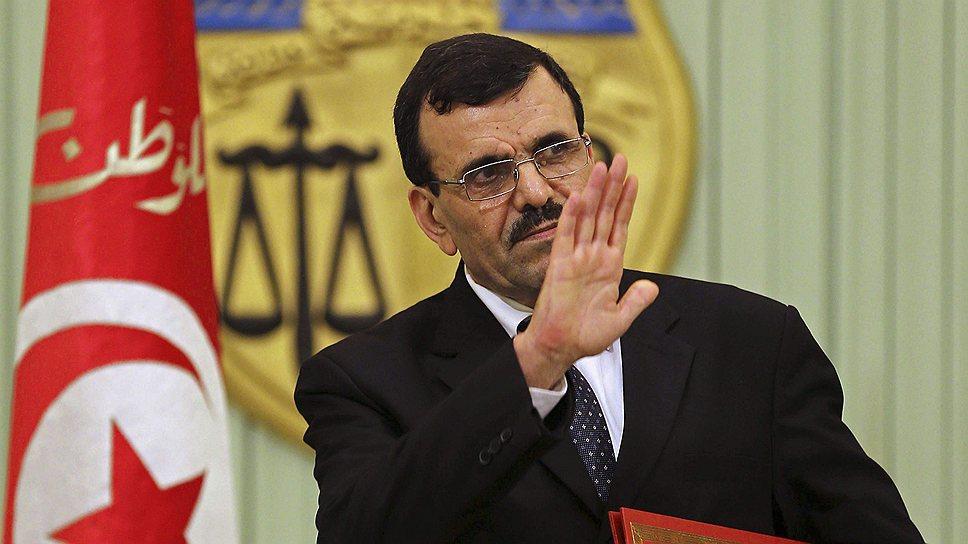 Премьер Туниса Али Ларайед