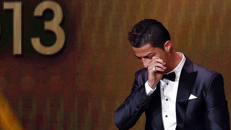 Кому достался «Золотой мяч-2013»