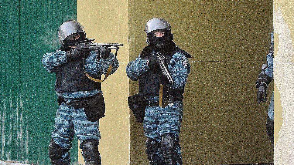 Киев готовится к новым беспорядкам