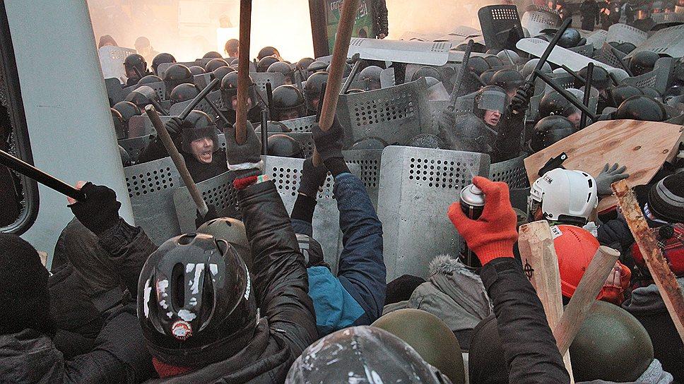 «Украина идет по пути к авторитарному государству»