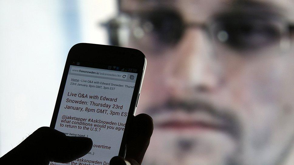 Как США пытаются вернуть Эдварда Сноудена