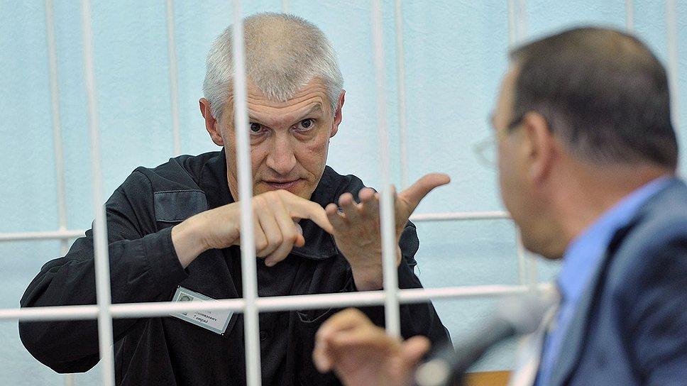 Платон Лебедев готов и дальше судиться