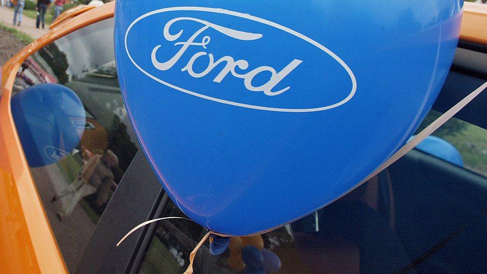 Как Ford представил финансовые результаты за 2013 год