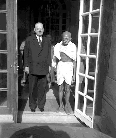«В жизни есть дела поважнее, чем только наращивать ее темп» <br>На фото: с 31-м президентом США Гербертом Гувером