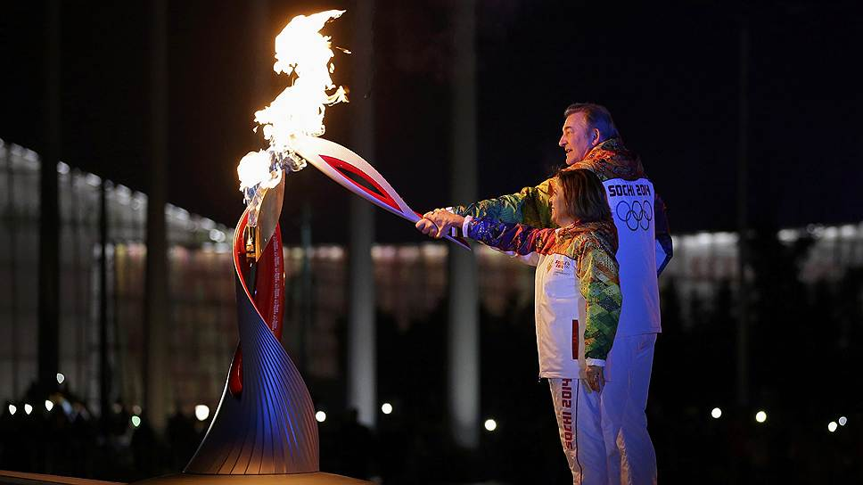 Олимпийские игры в Сочи открыты