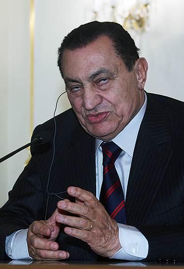 2011 год. Революция в Египте: президент Египта Хосни Мубарак подал в отставку, передав власть Высшему совету Вооруженных сил