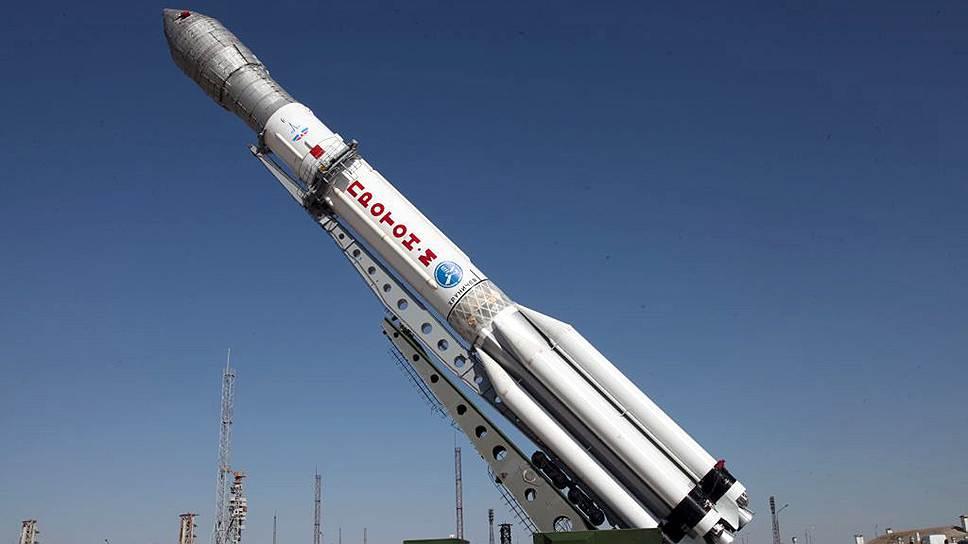 2009 год. Ракета-носитель «Протон-М» стартовал с космодрома Байконур и вывел на орбиту Земли два новых российских ИСЗ «Экспресс-АМ44» и «Экспресс МД1»