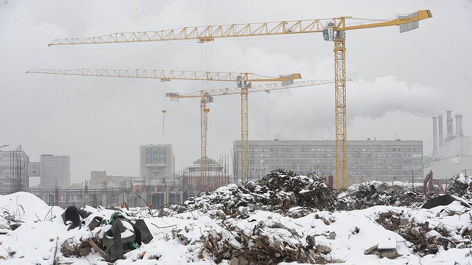 Раньше здесь располагались литейные и механосборочные цеха, а сегодня группа ТЭН ведет строительство спортивного комплекса «Арена легенд» площадью 425 тыс. кв. м