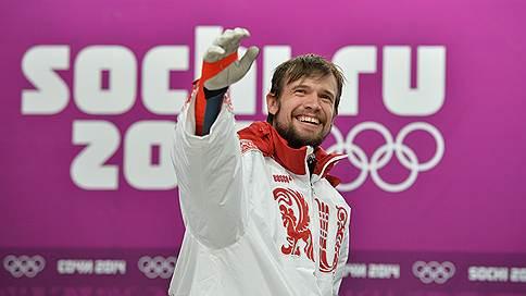 Скелетонист Александр Третьяков принес России четвертое золото на Олимпиаде  / Это первое олимпийское золото в истории российского скелетона