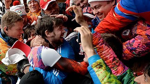 Самый быстрый чемпион  / Александр Третьяков принес России первое золото в скелетоне