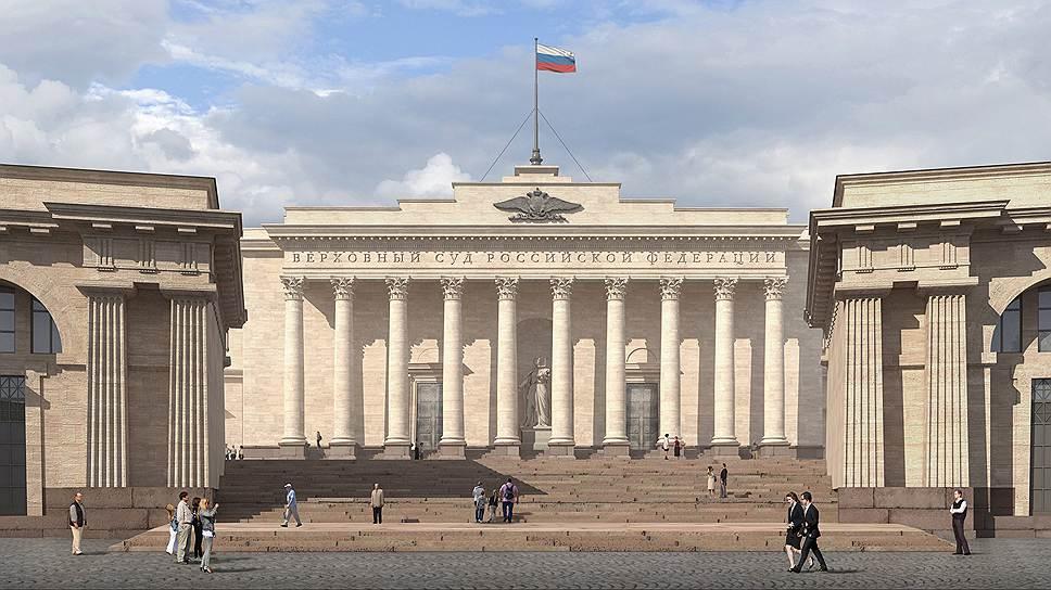 Петербург правит судебный квартал
