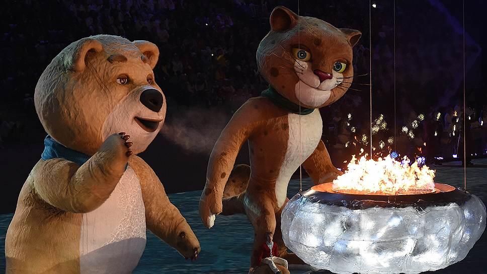 Олимпиада в Сочи объявлена закрытой