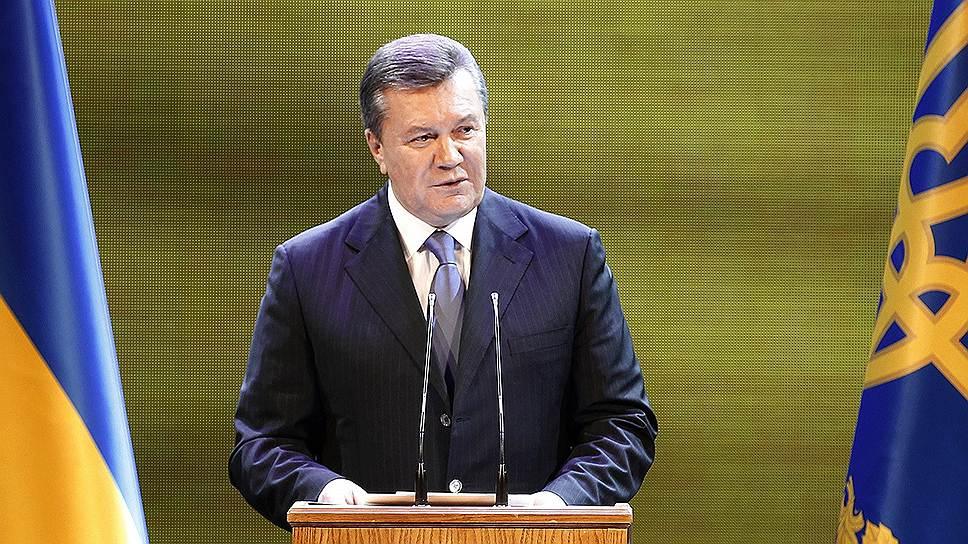 «Считаю себя законным главой украинского государства»