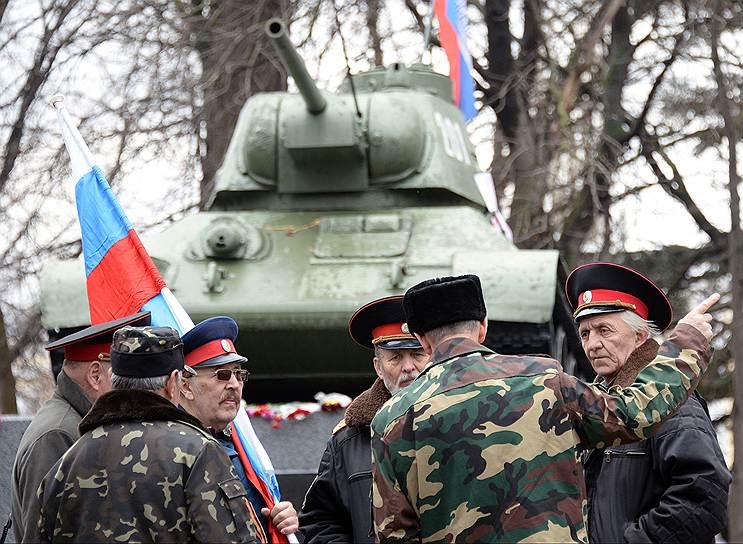 Генконсульство России в Симферополе начнет выдачу российских паспортов бойцам спецподразделения «Беркут»