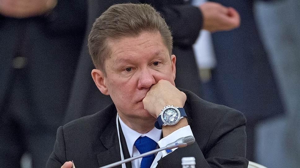 Как «Газпром» припугнул Европу 2009 годом