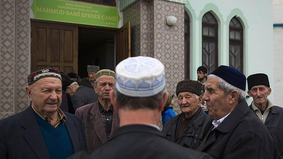 Крымское меньшинство