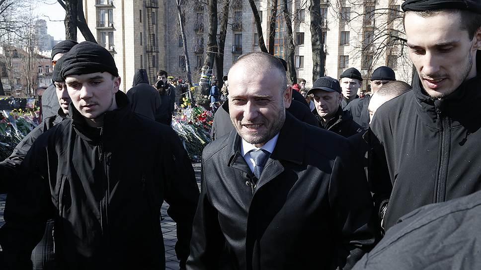 В чем обвиняют Дмитрия Яроша в России