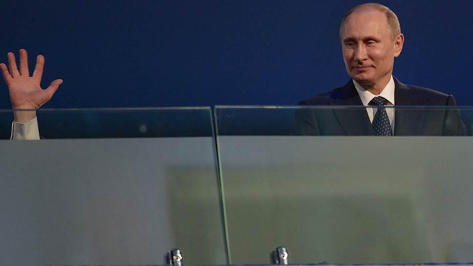 Владимира Путина на выборах готово поддержать большинство