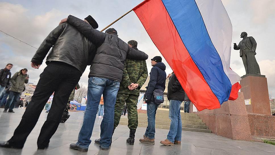 Каким себя видит Крым в России