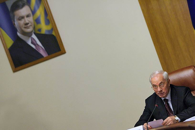 Бывший премьер-министр Украины Николай Азаров