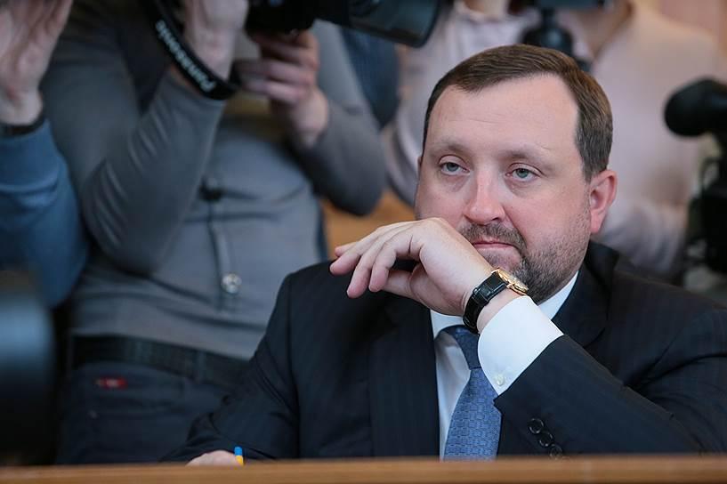 Украинский бизнесмен и бывший вице-премьер Украины Сергей Арбузов