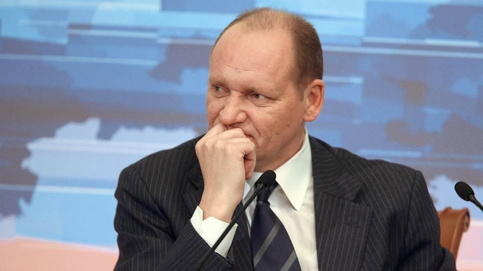 Первый заместитель руководителя администрации президента России Алексей Громов