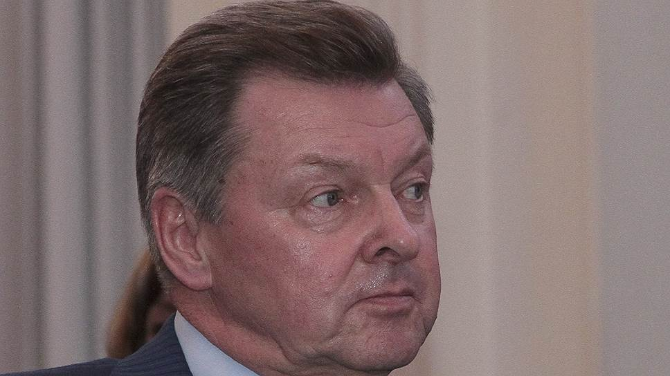 Бывший постпред президента РФ в Крыму Олег Белавенцев (ныне — постпред президента в Северо-кавказском федеральном округе)