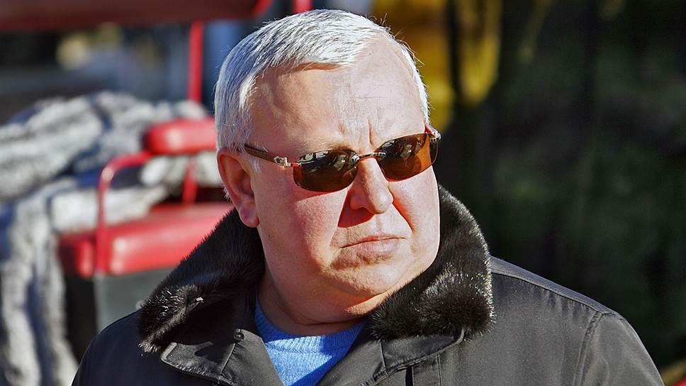 Бывший директор Федеральной службы охраны Владимир Муров