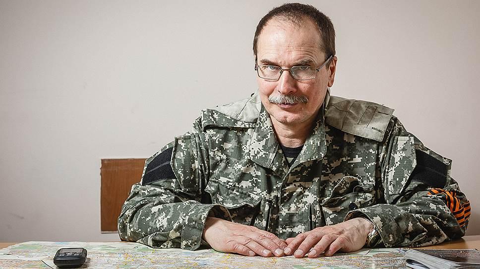 Бывший полномочный представитель министра обороны ДНР Игоря Стрелкова Федор Березин