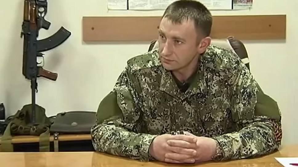 Бывший глава контрразведки ДНР Сергей Здрилюк (убит 25 мая 2017 года)