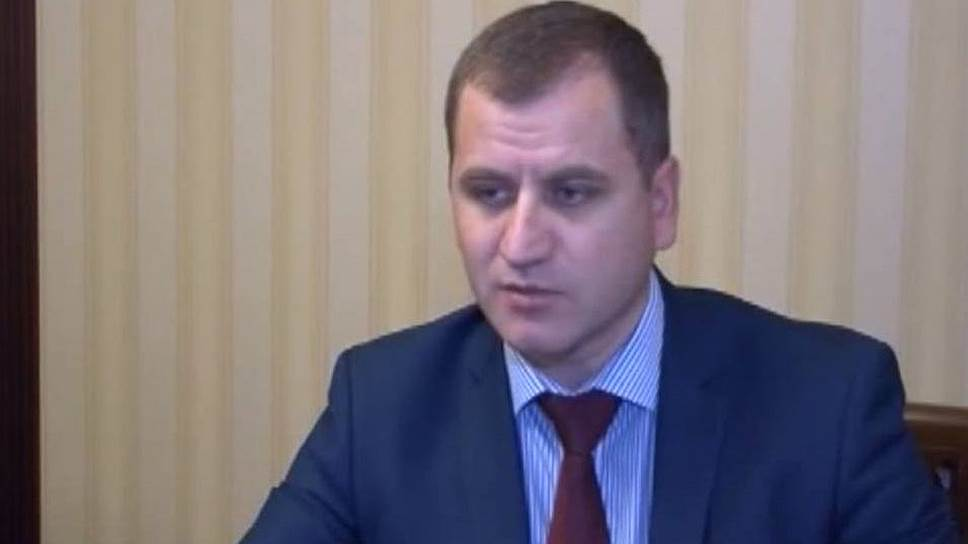 Бывший министр внутренних дел ДНР Олег Береза
