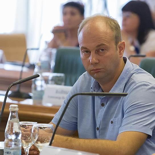 Бывший советник премьер-министра ДНР Андрей Родкин