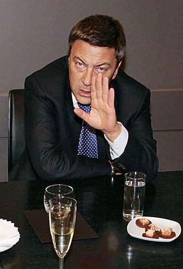 Председатель правления Газпромбанка Андрей Акимов