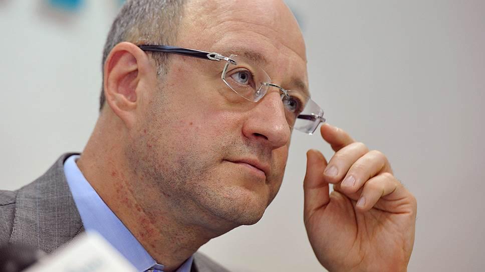 Член Совета федерации России Александр Бабаков
