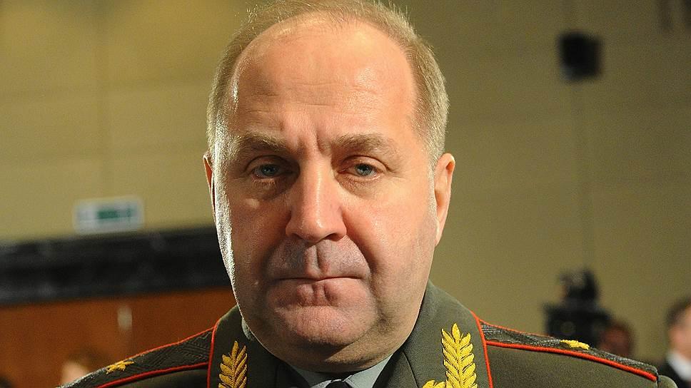 Бывший начальник ГРУ Игорь Сергун (умер 3 января 2016 года)